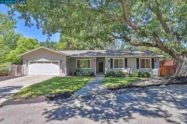 24 Alta Hill Way, Walnut Creek, CA 94595 (#40955775) :: Armario Homes Real Estate Team