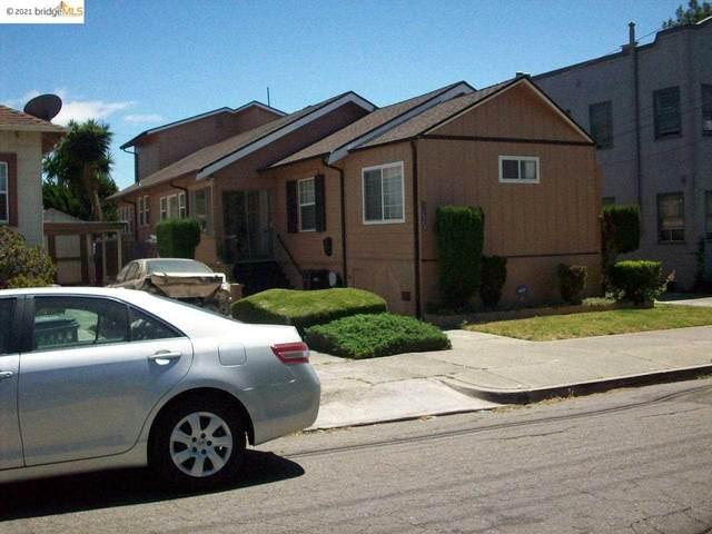 865 56Th St, Oakland, CA 94608 (#40955780) :: Armario Homes Real Estate Team