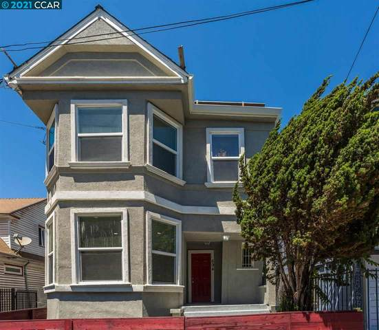 694 36th Street, Oakland, CA 94609 (#40955782) :: Realty World Property Network