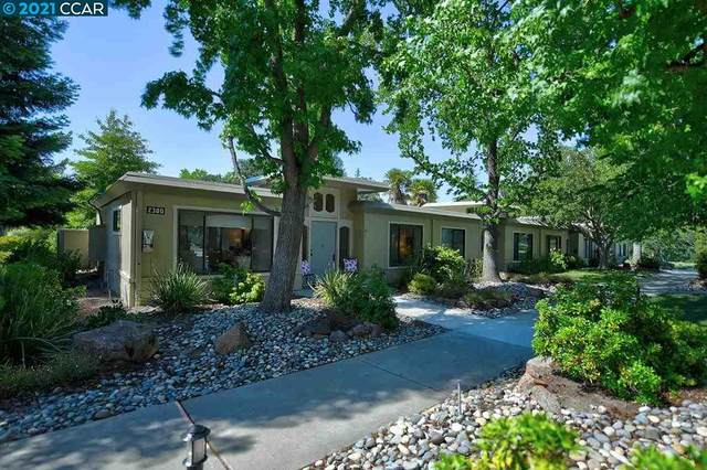 2300 Tice Creek Dr #1, Walnut Creek, CA 94595 (#40955783) :: The Venema Homes Team