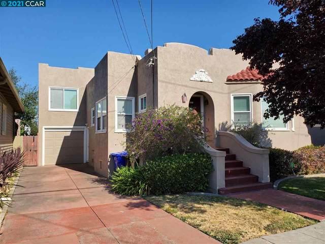 621 31St St, Richmond, CA 94804 (#40955793) :: Armario Homes Real Estate Team