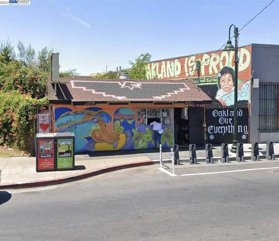 3659 Foothill Blvd, Oakland, CA 94601 (#40955795) :: Realty World Property Network
