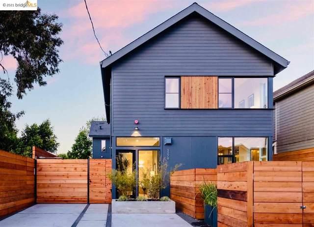 3278 Helen St, Oakland, CA 94608 (#40955798) :: Armario Homes Real Estate Team