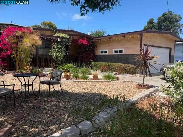 2721 Oharte Rd, San Pablo, CA 94806 (#40955802) :: Armario Homes Real Estate Team