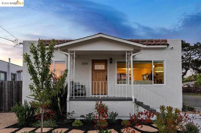 1353 Carleton St, Berkeley, CA 94702 (MLS #40955841) :: 3 Step Realty Group