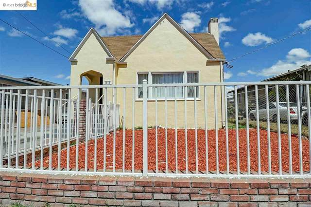 1453 66Th Ave, Oakland, CA 94621 (#40955877) :: Realty World Property Network