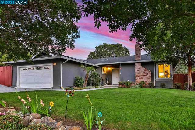 257 Southwind Dr, Pleasant Hill, CA 94523 (MLS #40955882) :: 3 Step Realty Group