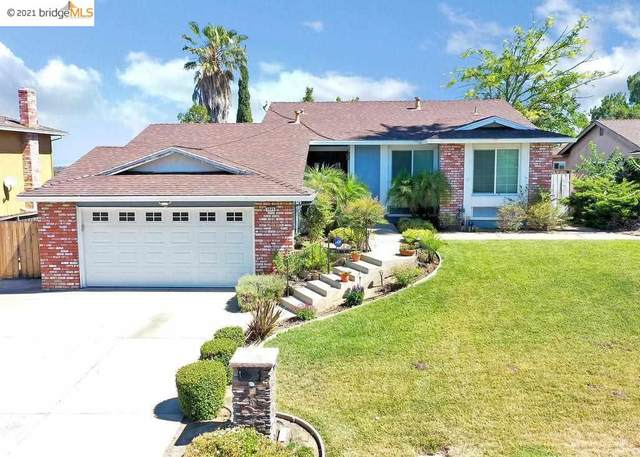 1405 Mellissa Cir, Antioch, CA 94509 (#40955896) :: Realty World Property Network
