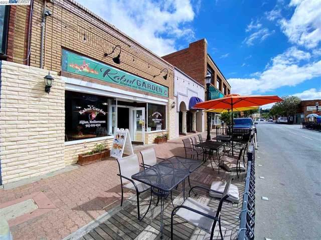 521 Main St, Martinez, CA 94553 (#40955899) :: Swanson Real Estate Team | Keller Williams Tri-Valley Realty