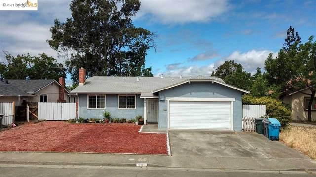 901 Falcon Dr, Vallejo, CA 94589 (#40955950) :: Excel Fine Homes