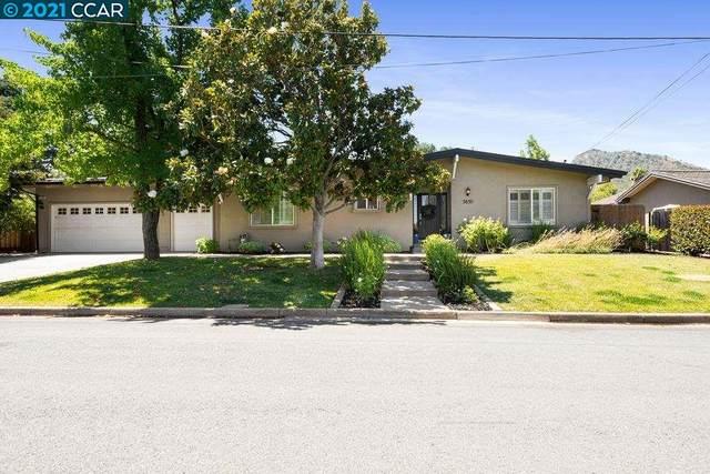 5830 Del Trigo Ln, Clayton, CA 94517 (#40955967) :: Excel Fine Homes
