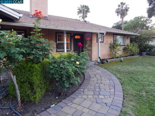 161 Vivian Dr, Pleasant Hill, CA 94523 (#40955984) :: Armario Homes Real Estate Team