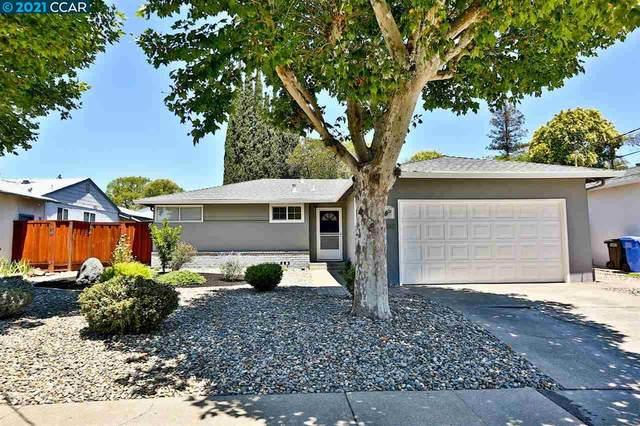 3107 Mount Diablo St, Concord, CA 94518 (#40955989) :: Excel Fine Homes