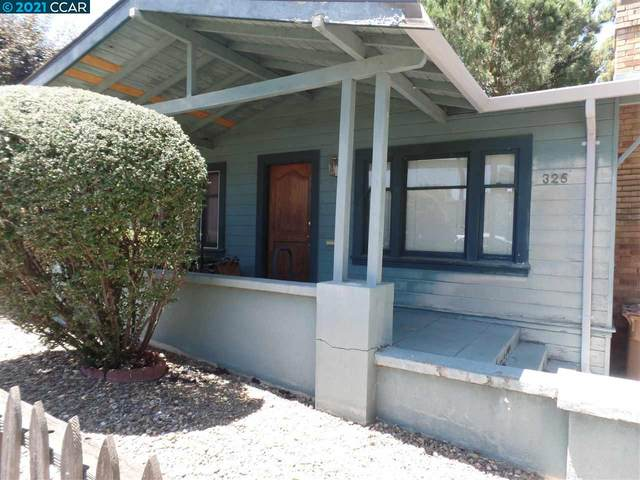 325 Arreba Street, Martinez, CA 94553 (#40956028) :: Excel Fine Homes