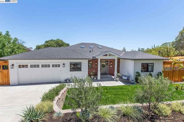 24 Carmello Rd, Walnut Creek, CA 94597 (#40956030) :: Excel Fine Homes