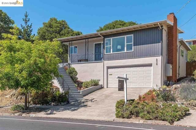 6529 Barrett Ave, El Cerrito, CA 94530 (#40956035) :: Excel Fine Homes