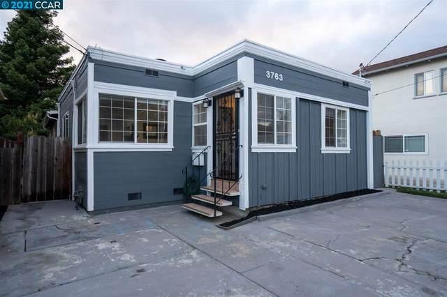 3763 39Th Ave, Oakland, CA 94619 (#40956046) :: Armario Homes Real Estate Team