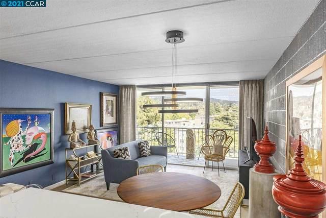 1 Kelton Ct 8K, Oakland, CA 94611 (#40956149) :: Swanson Real Estate Team | Keller Williams Tri-Valley Realty