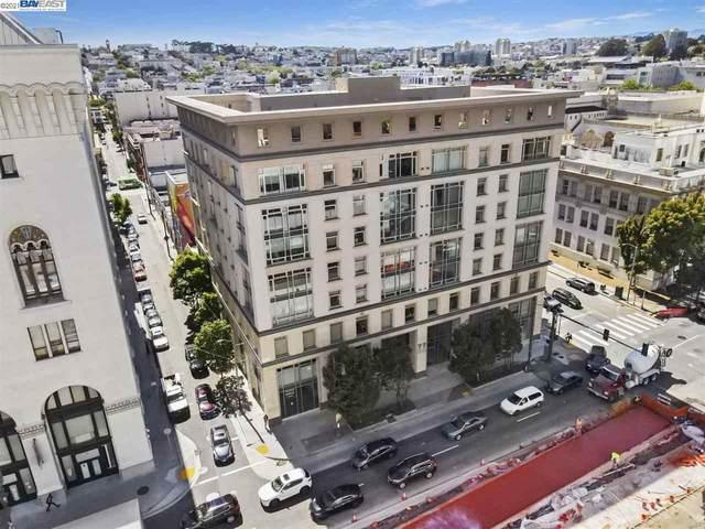 77 Van Ness Ave #501, San Francisco, CA 94102 (#40956283) :: Swanson Real Estate Team | Keller Williams Tri-Valley Realty