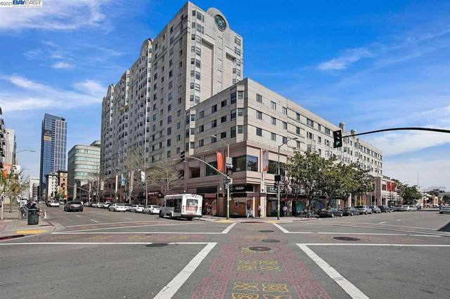 928 Franklin St #326, Oakland, CA 94607 (MLS #40956318) :: 3 Step Realty Group