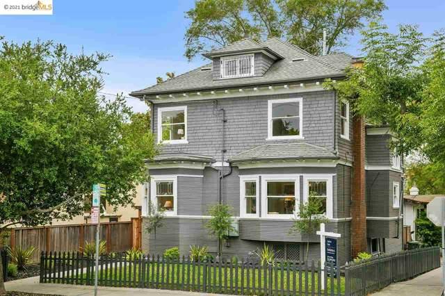 2700 Dana St, Berkeley, CA 94705 (#40956321) :: Swanson Real Estate Team | Keller Williams Tri-Valley Realty