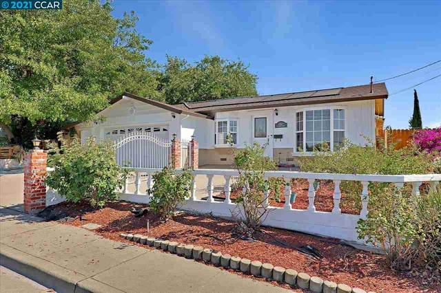 2267 Saint George Dr, Concord, CA 94520 (#40956343) :: Swanson Real Estate Team | Keller Williams Tri-Valley Realty