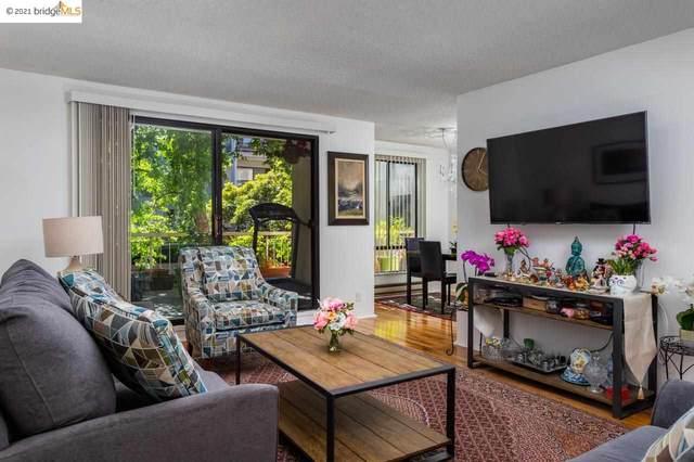 4 Admiral Drive B239, Emeryville, CA 94608 (#40956362) :: Swanson Real Estate Team | Keller Williams Tri-Valley Realty
