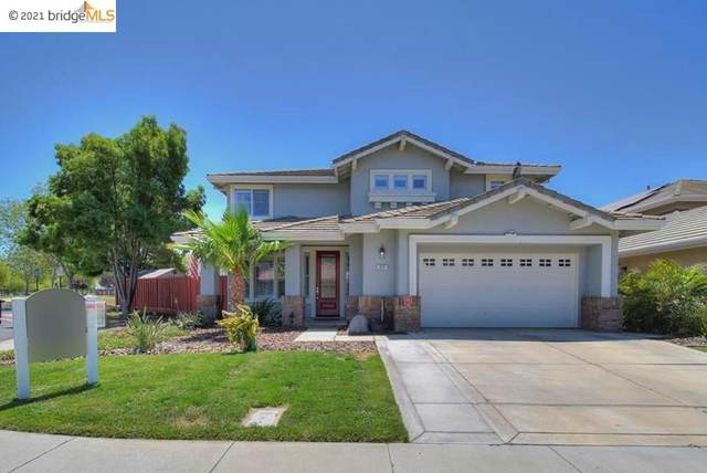 672 Merritt Ct, Discovery Bay, CA 94505 (#40956552) :: Realty World Property Network