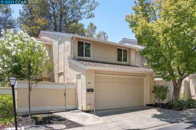 351 Kinross Dr, Walnut Creek, CA 94598 (#40956693) :: Swanson Real Estate Team | Keller Williams Tri-Valley Realty