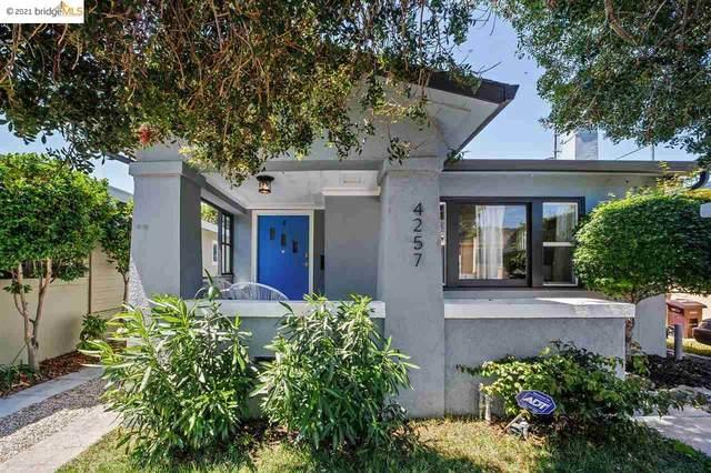 4257 Suter St, Oakland, CA 94619 (#40956741) :: Armario Homes Real Estate Team