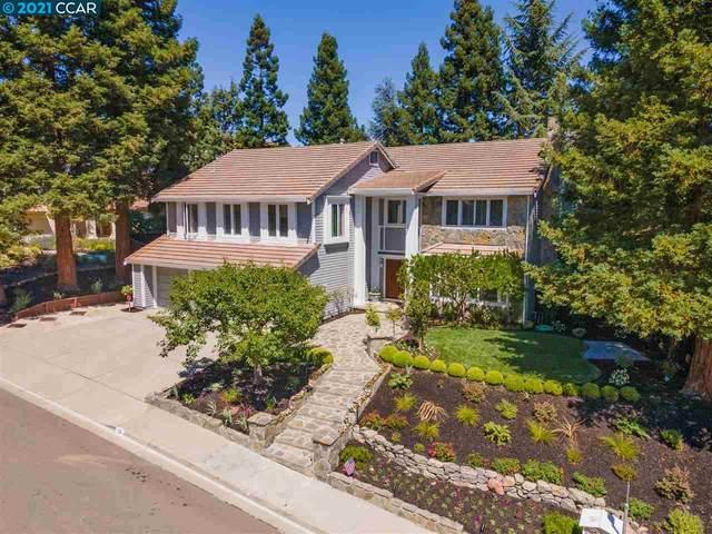 12 Macpherson Pl, Danville, CA 94526 (#40956774) :: Realty World Property Network