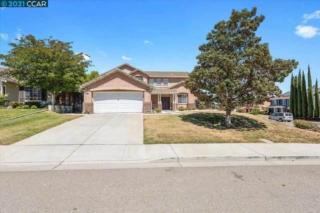 1195 Oak Haven Way, Antioch, CA 94531 (#40956940) :: Armario Homes Real Estate Team