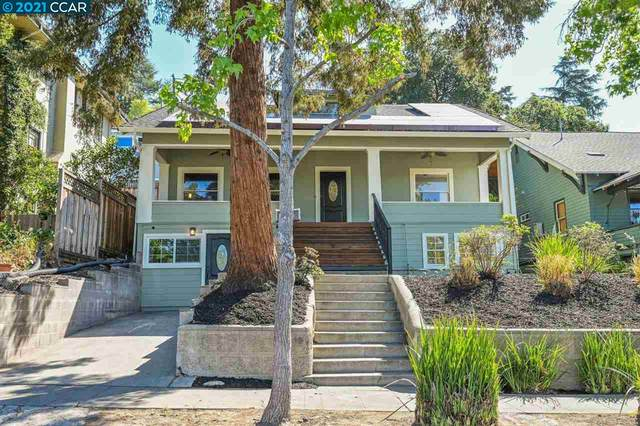1021 Willow St, Martinez, CA 94553 (#40957021) :: Realty World Property Network