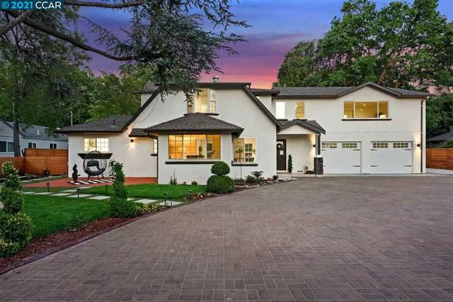 2196 Walnut Blvd, Walnut Creek, CA 94597 (#40957023) :: Swanson Real Estate Team | Keller Williams Tri-Valley Realty