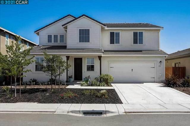 841 Bluestone Dr, Oakley, CA 94561 (#40957031) :: Armario Homes Real Estate Team