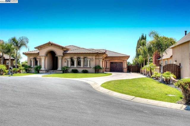 1321 Hampton Ct, Discovery Bay, CA 94505 (#40957032) :: Swanson Real Estate Team | Keller Williams Tri-Valley Realty