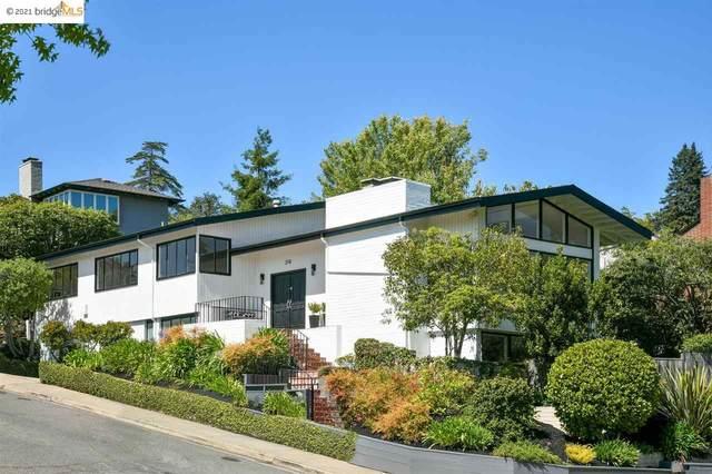 210 Saint James Dr, Piedmont, CA 94611 (#40957055) :: MPT Property