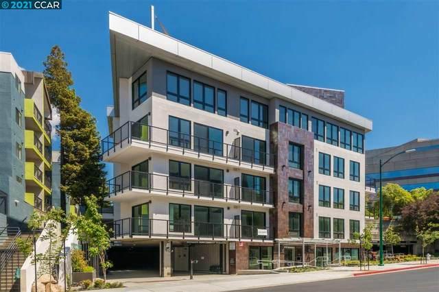1605 Riviera Avenue #606, Walnut Creek, CA 94596 (#40957076) :: Swanson Real Estate Team | Keller Williams Tri-Valley Realty