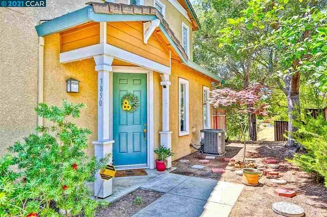 3850 N Canyon Ct, Castro Valley, CA 94552 (#40957171) :: Armario Homes Real Estate Team