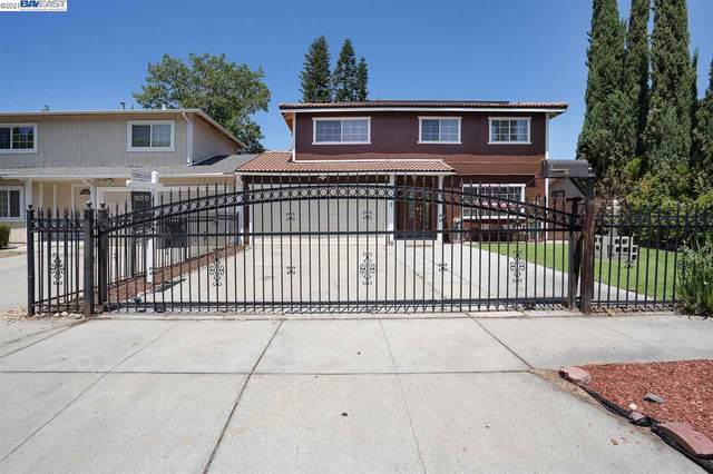 1427 Darwin Ct, San Jose, CA 95122 (#40957248) :: Realty World Property Network