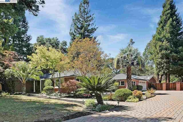 130 Richard Ln, Walnut Creek, CA 94595 (#40957325) :: Armario Homes Real Estate Team