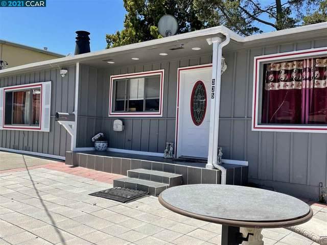 335 Shirley Vista St, El Sobrante, CA 94803 (#40957339) :: Realty World Property Network