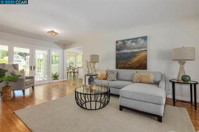2551 Buena Vista Ave, Walnut Creek, CA 94597 (#40957378) :: Excel Fine Homes