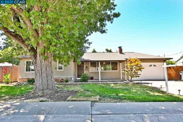 2325 Holbrook Dr, Concord, CA 94519 (#40957402) :: Blue Line Property Group