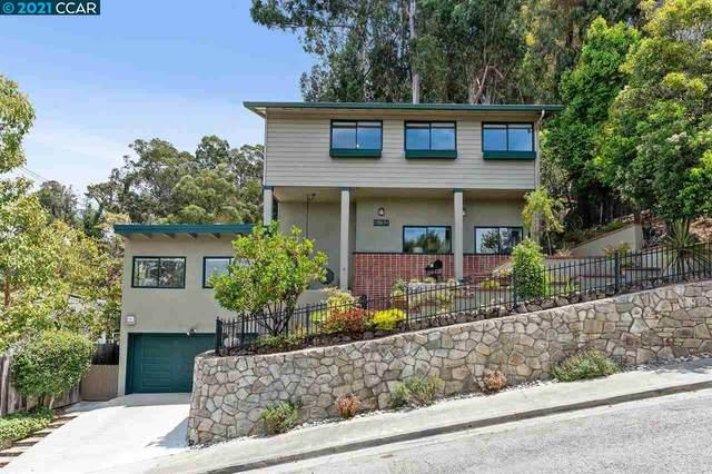 1052 Park Lane, Oakland, CA 94610 (#40957441) :: Armario Homes Real Estate Team