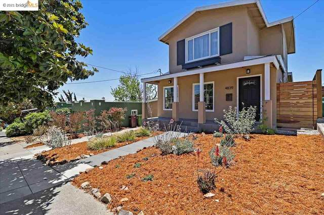 4839 Walnut St, Oakland, CA 94619 (MLS #40957455) :: 3 Step Realty Group