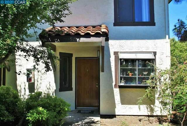 511 Del Valle Cir, El Sobrante, CA 94803 (#40957606) :: Realty World Property Network