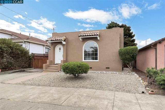 518 36Th St, Richmond, CA 94805 (#40957655) :: Realty World Property Network