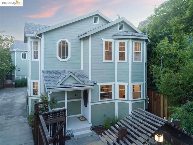 3112A Ellis St, Berkeley, CA 94703 (#40957663) :: Realty World Property Network