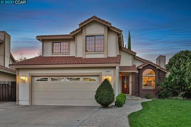 400 Sandy Hill Ct, Antioch, CA 94509 (#40957677) :: Realty World Property Network
